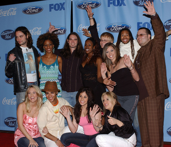 American Idol Top 12 Finalists