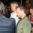 Bodhi Elfman Jenna Elfman Outside No Vacancy Nightclub in Hollywood