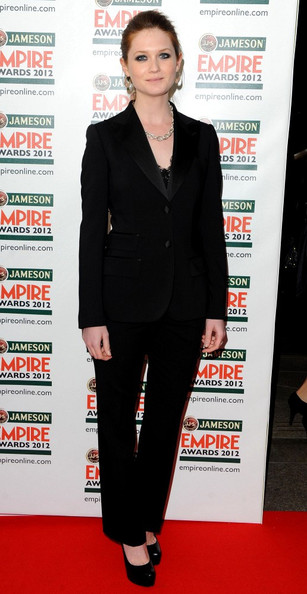 Bonnie Wright - The 2012 Jameson Empire Film Awards