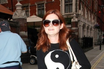 Bonnie Wright Celebs Spotted at Chiltern