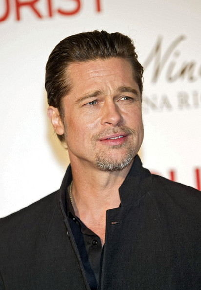 Brad Pitt 'The Tourist' premiere at Palacio de los Deportes .