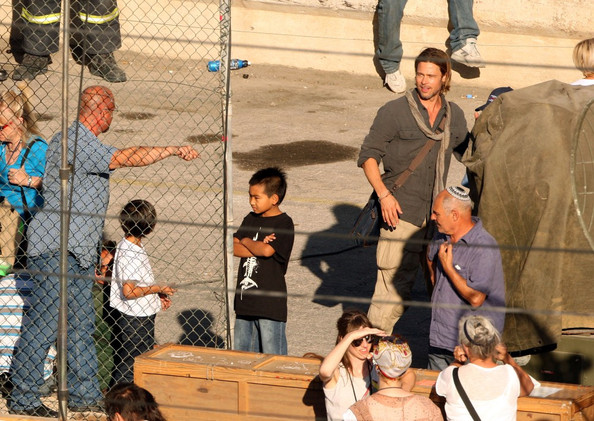 Maddox jolie pitt world war z cameo