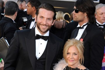 Bradley Cooper Gloria Cooper Arrivals at the 85th Annual Academy Awards