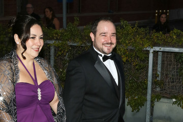 Bradley Pierce Celebrities Are Seen at the 44th Annual Annie Awards at Royce Hall
