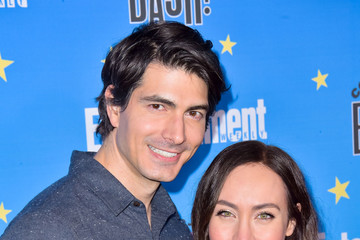 Brandon Routh Entertainment Weekly Comic-Con Celebration