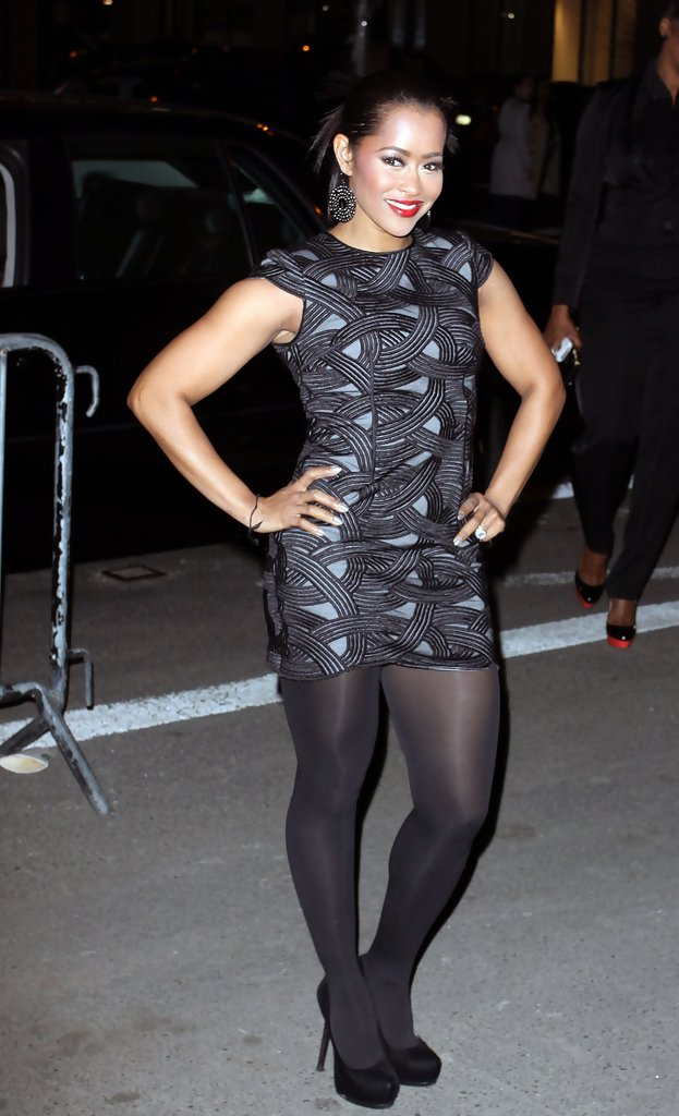 Lisa Wu Hartwell in Bravo Media's 2010 upfront party - Zimbio