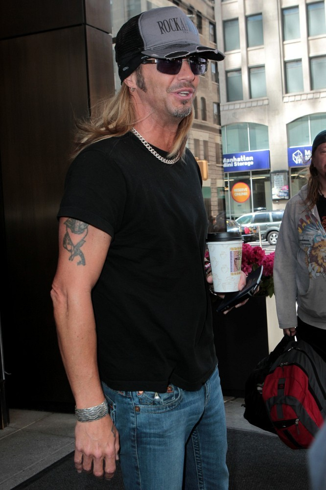 bret michaels photos photos bret michaels in new york. Black Bedroom Furniture Sets. Home Design Ideas