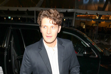 Brett Dier Brett Dier Is Seen Outside 'The Five Feet Apart' Premiere At Fox Bruin Theatre