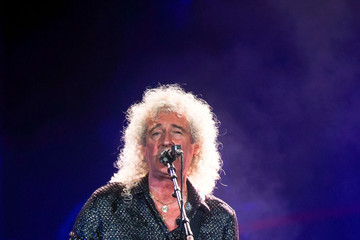 Brian May Global Citizen Festival 2019