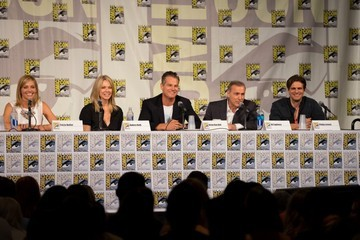 "Brian Van Holt ""Ascension"" Panel at Comic-Con"