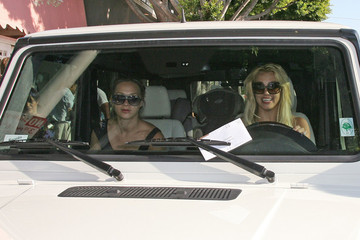 Celebrities Getting Parking Tickets