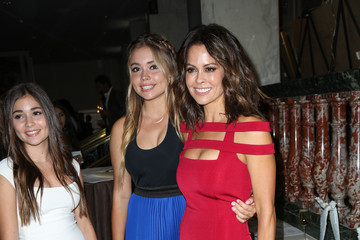 Brooke Burke Neriah Fisher Celebrities attends Operation Smile's 2015 Smile Gala