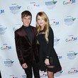 Brooke Sorenson Celebrities Attend Annual Children's Hospital Los Angeles Holiday Party and Toy Drive