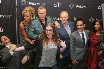 Bruce Campbell 'Ash vs Evil Dead' Paley Fest 2016 Fall TV Preview at Paley Center