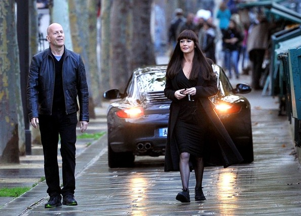 Bruce Willis Catherine Zeta Jones Photos Photos - Bruce ...
