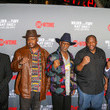 Buster Douglas Tyson Fury At 'Fury vs. Wilder' Fight At The Staples Center
