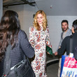 Caitlin Fitzgerald Caitlin FitzGerald Leaves The ArcLight Theatre In Hollywood