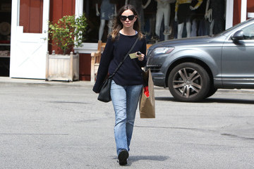 Calista Flockhart Calista Flockhart Shops in Brentwood