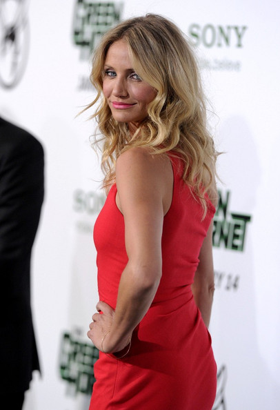 cameron diaz hair 2011. Cameron Diaz Los Angeles