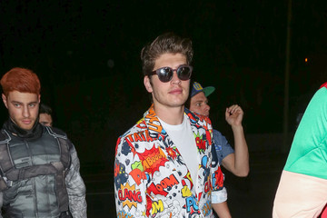 Cameron Fuller Celebrities Attend Just Jared's Annual Halloween Party