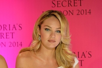 Candice Swanepoel Victoria's Secret Angels Take Over London — Part 2