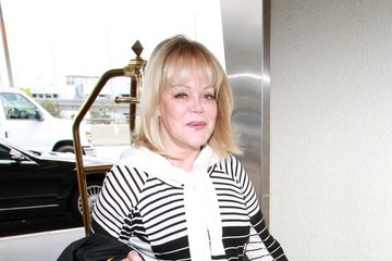 Candy Spelling Candy Spelling at LAX