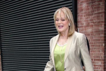 Candy Spelling Candy Spelling Outside 'The Wendy Williams Show'