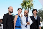 Asghar Farhadi and Tahar Rahim Photos Photo