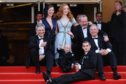 Verne Troyer Lily Cole Photos Photo