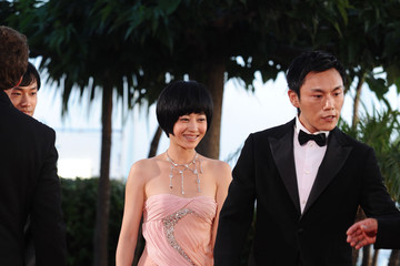 Tan Zhuo Cannes Film Festival 2009 - Palme d'Or Award Ceremony