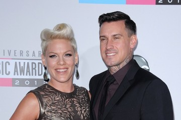 Carey Hart American Music Awards 2012