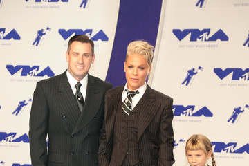 Carey Hart 2017 MTV Video Music Awards - Arrivals