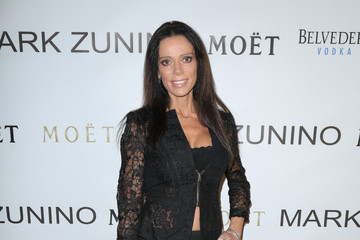 Carlton Gebbia Celebrities Attend the Mark Zunino Atelier Store Opening in Beverly Hills