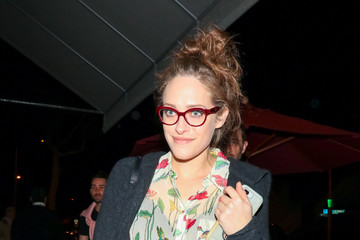 Carly Chaikin Carly Chaikin Is Seen Outside Craig's Restaurant In West Hollywood