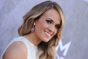 Carrie Underwood Arrivals at the Academy of Country Music Awards