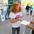 Carrot Top 52nd Academy of Country Music Awards Cumulus/Westwood One Radio Remotes