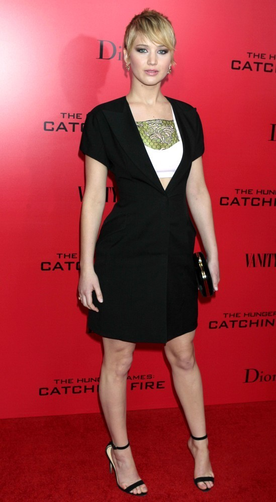 'The Hunger Games: Catching Fire' Premieres in NYC