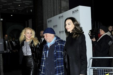 Catherine Dyer Arrivals at the David Bailey Exhibit