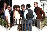 Guy Ritchie and Henry Cavill Photos Photo