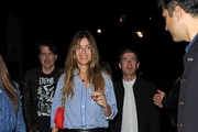 Celebs Spotted at Chiltern Firehouse