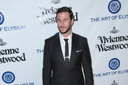 Pablo Schreiber is seen attending Art of Elysium's 9th annual Heaven Gala.
