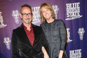 Lev L. Spiro and Melissa Rosenberg are seen arriving for the Premiere Of Lionsgate's 'Blue Mountain State: The Rise Of Thadland' at The Fonda Theatre.