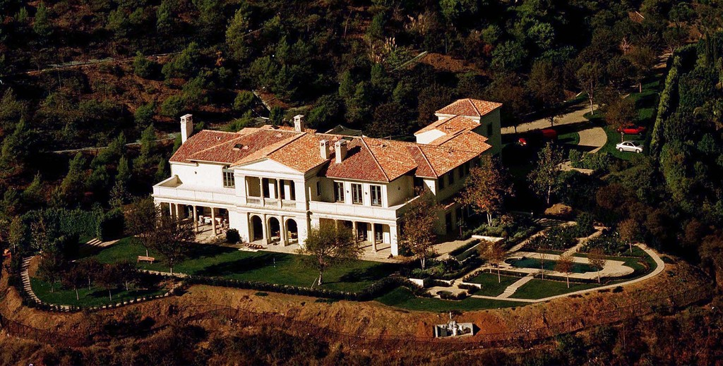 Sylvester Stallone In Celebrity Homes Zimbio