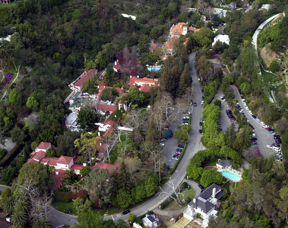 Beverly Hills Celebrity Homes Map: No More Confusion!