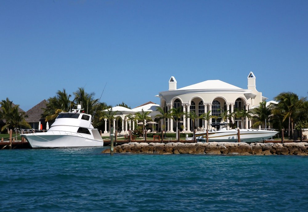 Celebrity Homes In Nassau Bahamas | Nice Houzz