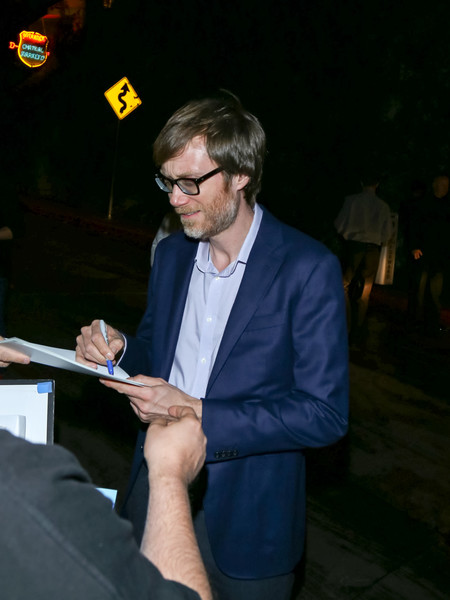 Stephen Merchant in Celebs Attend Vanity Fair's Young ...