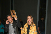 Jessica Alba Goes to See 'Hamilton' at Pantages Theatre