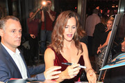 Celebs Are Seen at the Ace Hotel
