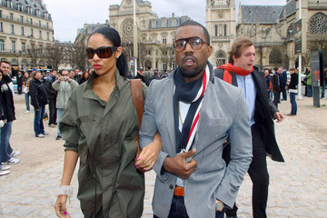 Alexis Phifer Celebs attend the Louis Vuitton Show