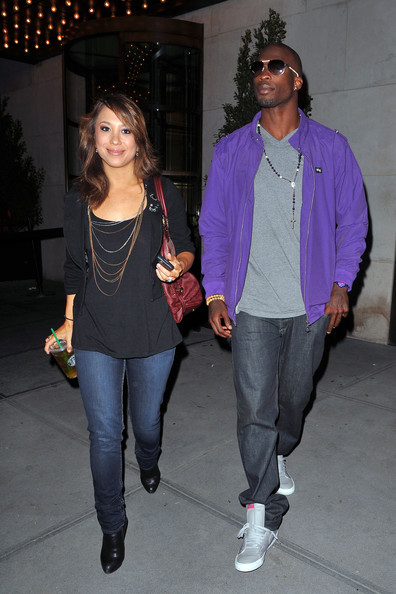 are cheryl burke and ochocinco dating